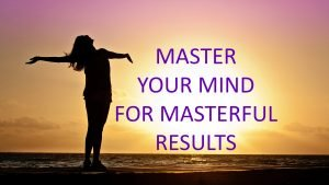 Online Coaching Master Your Mind With An Amazing Coach