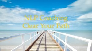 NLP Coaching Online