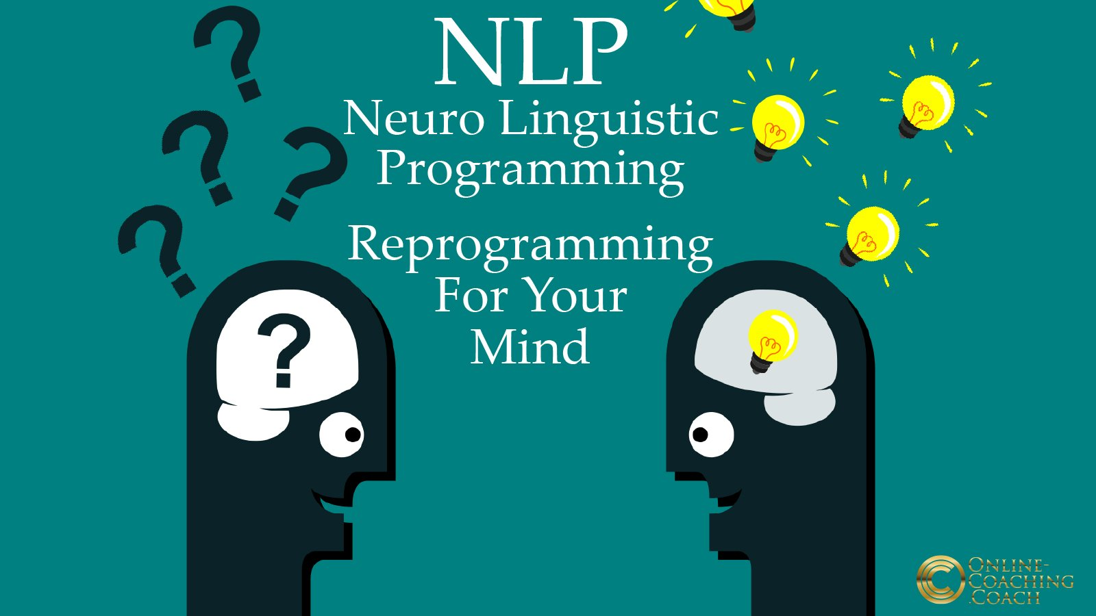 NLP Neuro Linguistic Programming Reprogramming For Your Mind